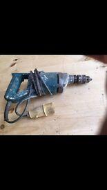 Makita core drill 110v