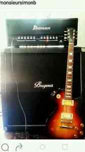 Ibanez TBX150H Tone Blaster X  - cab bugera