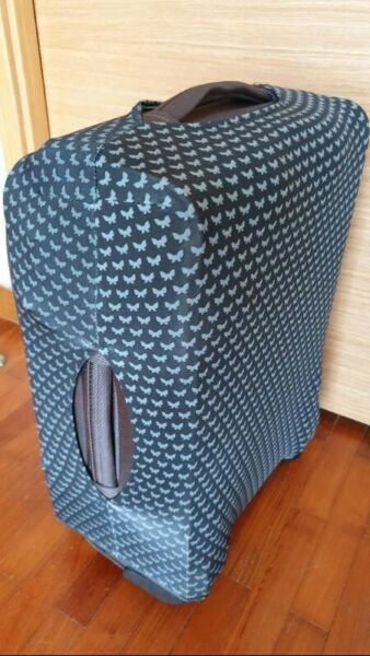 Designer Luggage cover (Brand New)