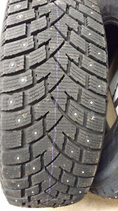 4 NEW STUDDED LT 245/75R16 WINTER 10 PLY TRUCK TIRES 760.00