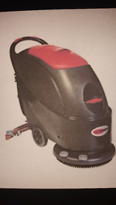 New Viper Fang 17 C . Electric Walk Behind Scrubber And More