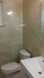 Toilet installation, Sink etc..