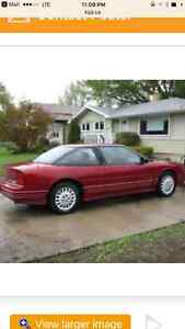 1994 Oldsmobile Cutlass S Coupe (2 door)