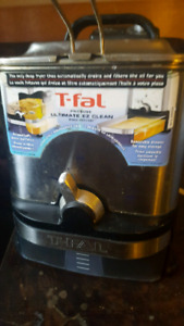 T fal deep fryer