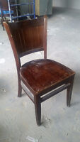 $15 - Used Restaurant Chairs and Patio furniture