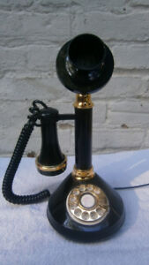 Candlestick Phone Vintage made in Japan 1980