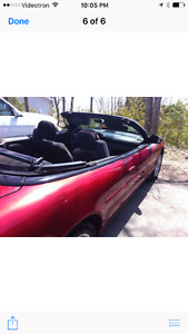 2007 Chrysler Sebring Convertible