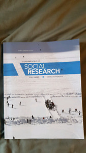 Fundamentals of Social Research (4th Edition)