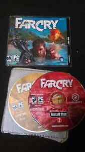 PC games Farcry&dungeon siege