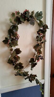 6 FOOT GRAPE VINES GARLAND DECORATION FOR EVENT OR WEDDING