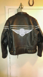 Harley leather