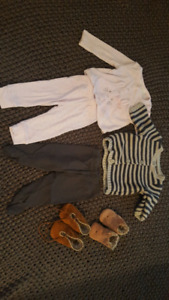 Baby girl outfits (Gap and Koala Baby) 0-3 months