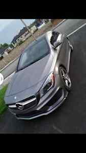 Mercedes cla 250 2014 je donne 2300$ cash