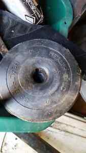 Spare weights Kawartha Lakes Peterborough Area image 1