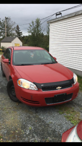 —SOLD—2007 Chevy Impala PRICE REDUCED for quick sale!