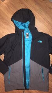 Boy's XL North Face Winter Coats