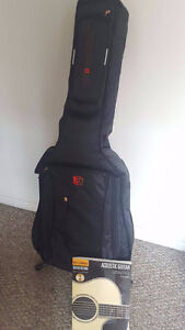 Denver DF44S-NAT Guitar with Everything Included