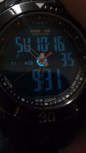 Timex men's Ironman triathlon water resistant 100m Prince George British Columbia image 4