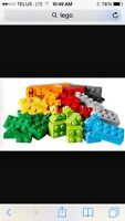 Lego donations for student learning