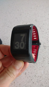 Nike + with tomtom GPS watch