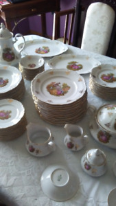 WINTERLING ROSLAU CHINA 90 t PIECES