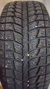 Set of 4 winter tires 225/55/16