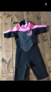 Youth size 10 wet suit