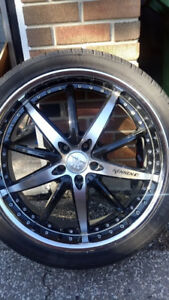 RIMS AND TIRES FOR SALE!!!!!