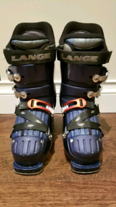 Why rent when you can buy EUC Lange downhill ski boots?