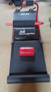 Home Gym LOWER ABs EXERCISE / WORKOUT EQUIPMENT