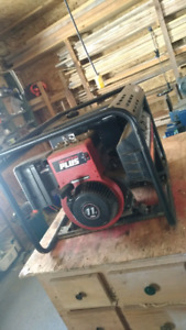 Generatrice  5500 with electric starter