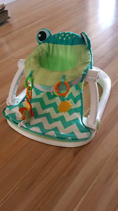 Frog sit me up chair