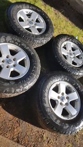 ** REDUCED** Dodge Ram 1500 Rims and Tires
