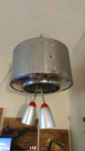 Dryer lamp and disco ball