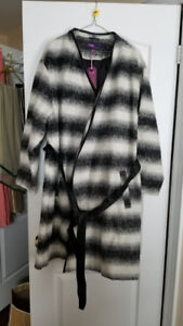 Marks & Spencer Wrap Coat