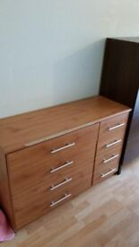 Chest of 8 drawers