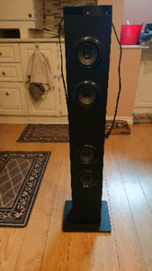 bluetooth speaker tower