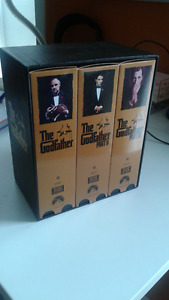 The Godfather - VHS Collection - 1997