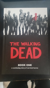Walking Dead Comic - Hardcover - Books 1 to 9