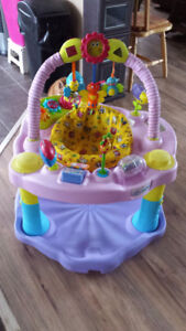 Exersaucer Baby Active - Makes Sounds