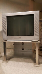 Free Sony TV and TV stand