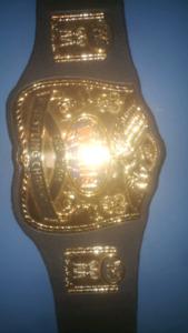 WWE/WWF Old school wrestling foam belt