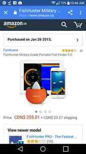 For Sale Portable Fish Finder