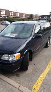 2003 oldsmobile-silhouette fully loaded