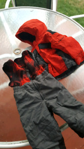 Columbia 18 month Snowsuit