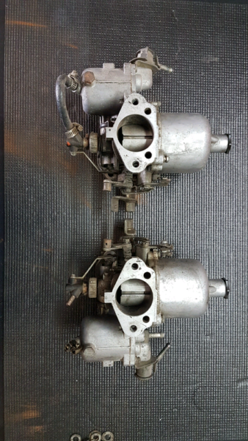 240z Hitachi Carbs | Engine, Engine Parts & Transmission