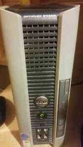 Dell GX620 compact computer with LCD Monitor and Arm