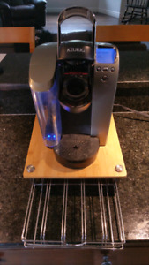 Keurig with stand/cup holder
