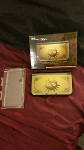 Majora's Mask Limited Edition New 3DS XL