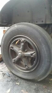 School Bus Tires (2)